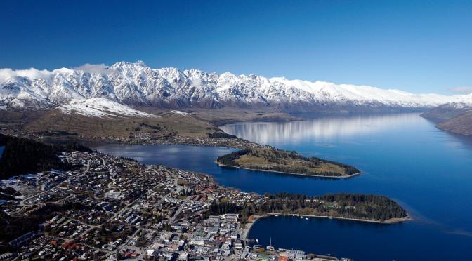 CIDADES DA NOVA ZELÂNDIA