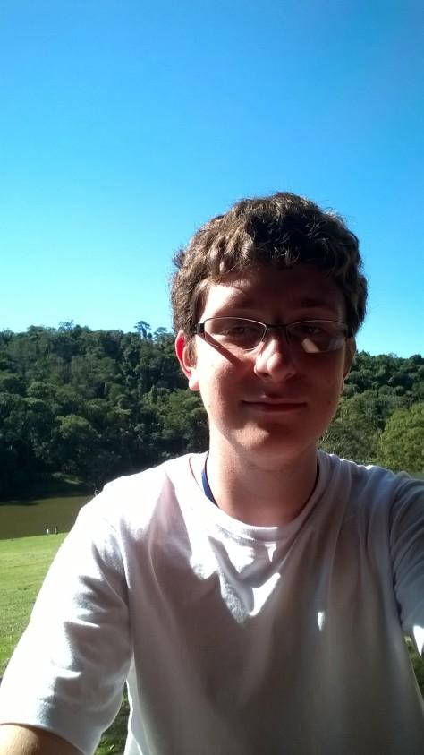 Tirada com Lumia Selfie
