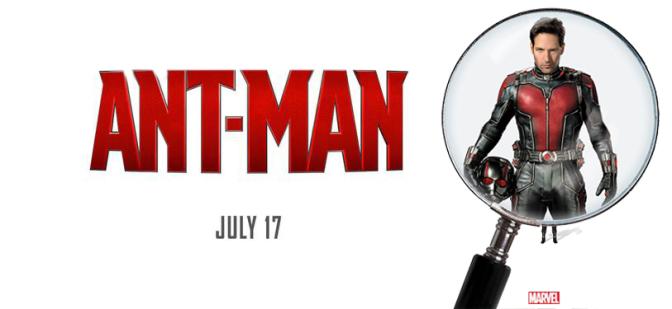 ANT MAN!