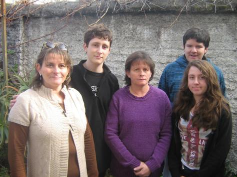 Myri, Mari, Jaime Jr, Daniely