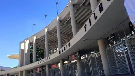 Maraca, o templo do futebol!