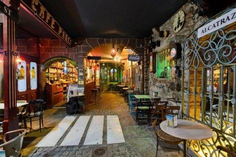 Pub Momo, Santiago de Compostela, Espanha.