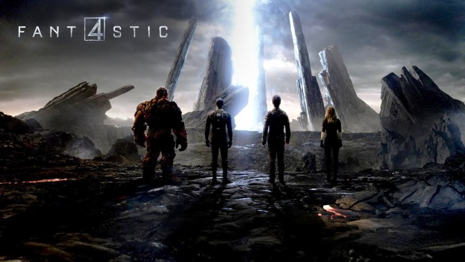 THE FANTASTIC 4!