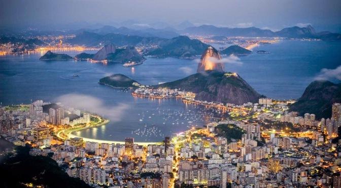 RIO DE JANEIRO, ROTEIRO E CONSTRUÇÃO DA LOGÍSTICA DOS PONTOS.