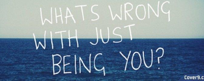 ¿ERES TÚ O QUIEN ESPERAN QUE TÚ SEAS?